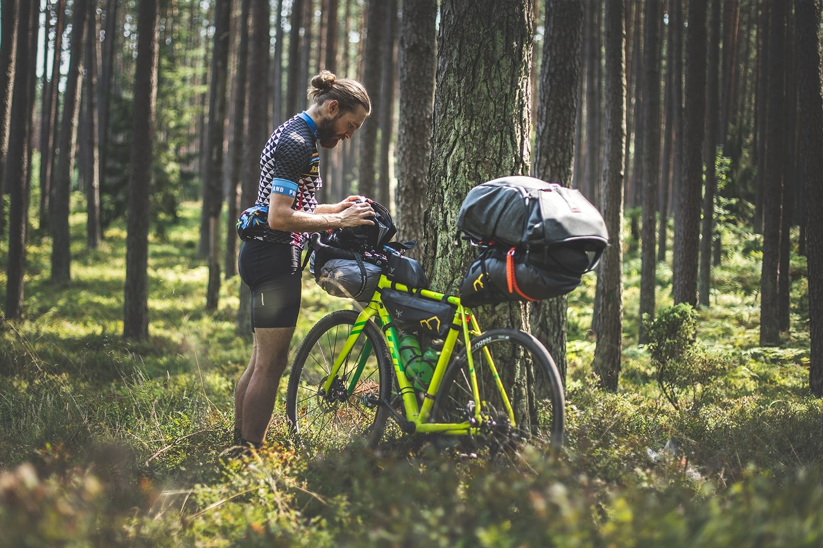 Gravel Bike Expeditionen