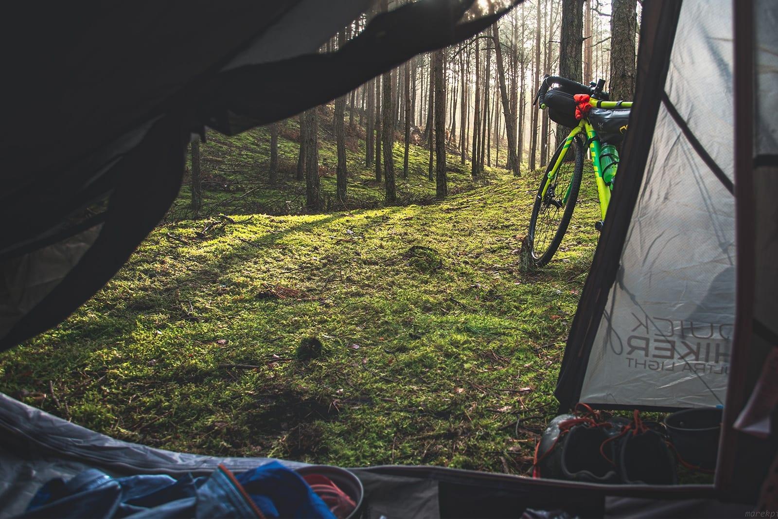 Gravel Bike Overnighter